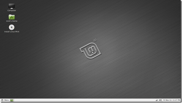 "Linux Mint 10 (""Julia"")"