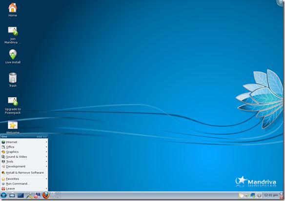 Mandriva Linux 2010.1